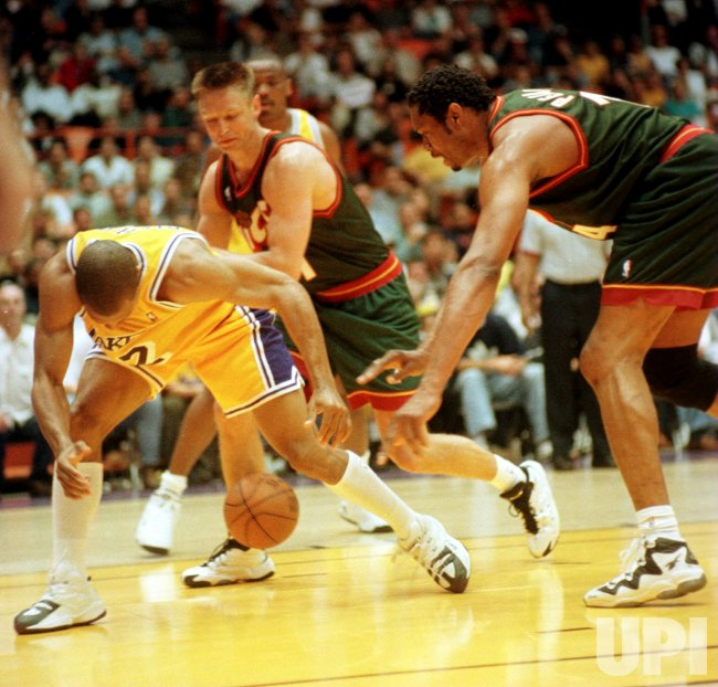 Lakers/Sonics playoffs