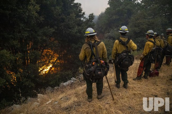 California Fires Reach Two Million Acres
