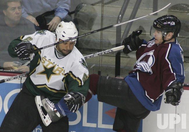 NHL PLAYOFFS 4 DALLAS STARS VS COLORADO AVALANCHE