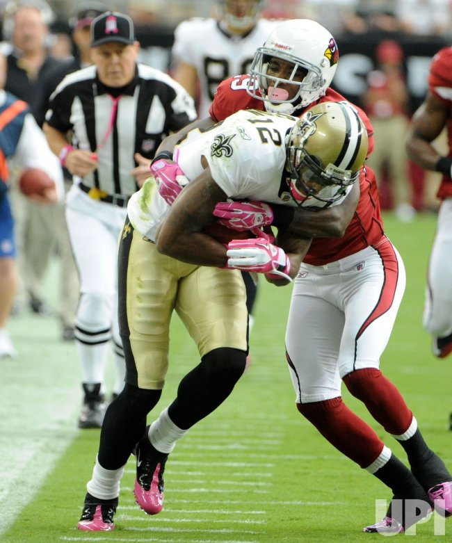 NFL, New Orleans Saints at Arizona Cardinals