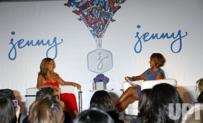 Mariah Carey named new Brand Ambassador for Jenny Craig in New York