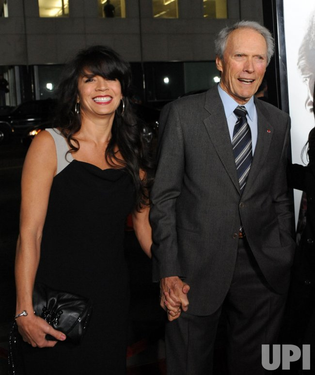 "Clint Eastwood attends the ""Invictus"" premiere in Beverly Hills, California"