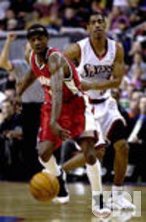Philadelphia 76ers v. Atalanta Hawks