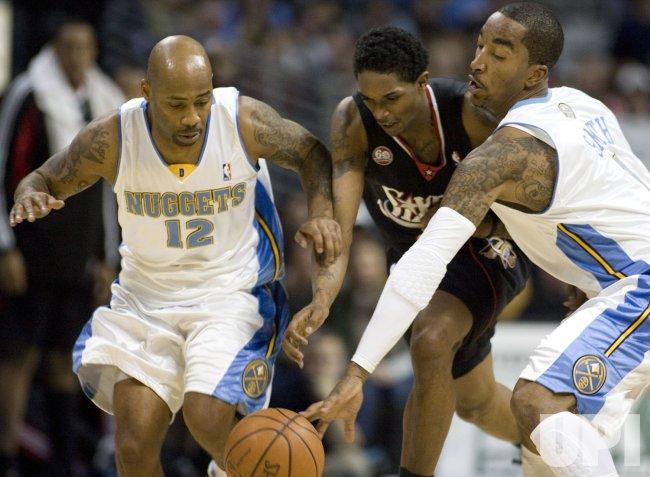 NBA Philadelphia 76ers vs Denver Nuggets - UPI.com