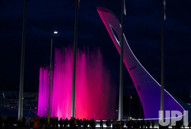 Preparation continues for the Sochi 2014 Olympics