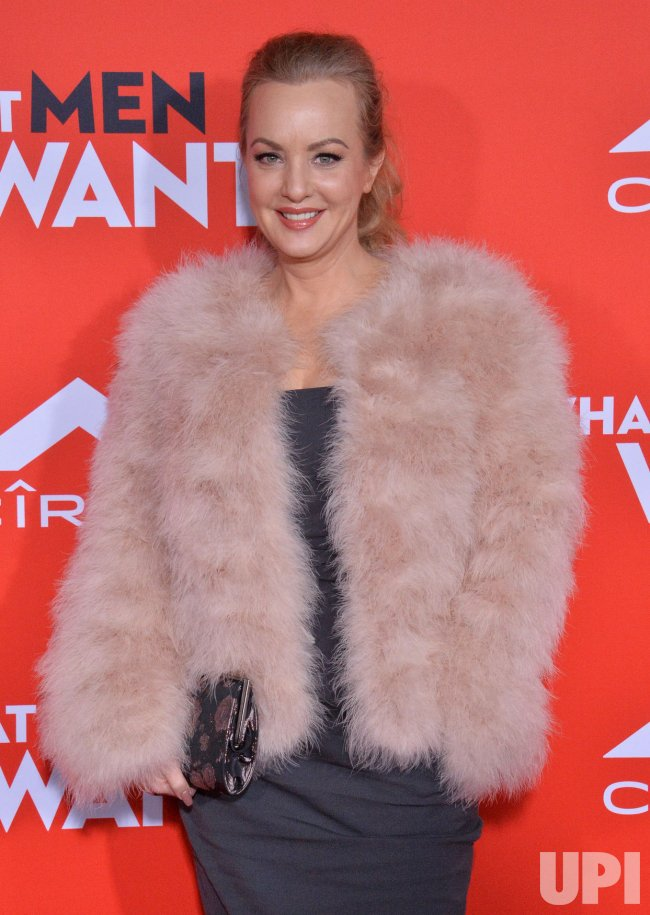 Wendi Mclendon Covey Attends What Men Want Premiere In Los Angeles