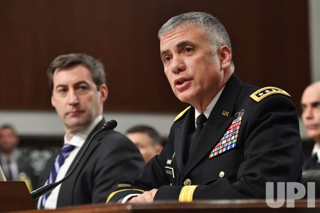 Senate Armed Services Committee on Capitol Hill