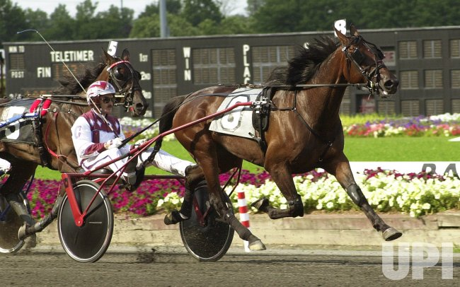 Hambletonian Oaks Elimination Races