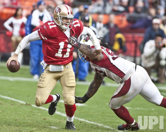 Alex Smith and the 49ers defeat the Cardinals in San Francisco