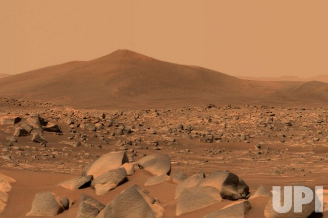 NASA's Perseverance Mars Rover Uses Its Mastcam-Z Viewer to Capture 'Santa Cruz' on Mars