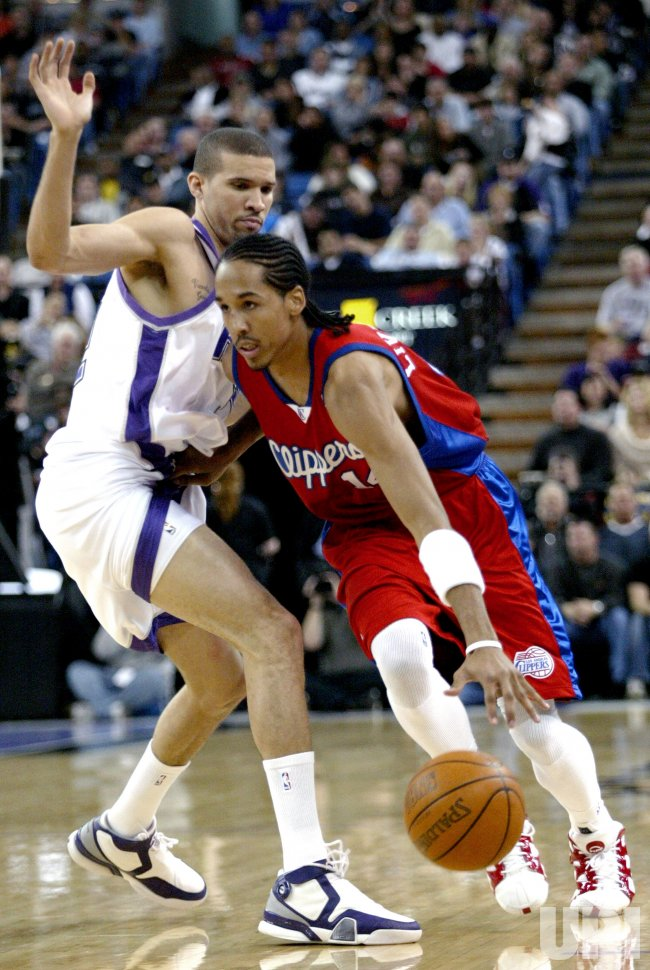 SACRAMENTO KINGS VS LOS ANGELES CLIPPERS