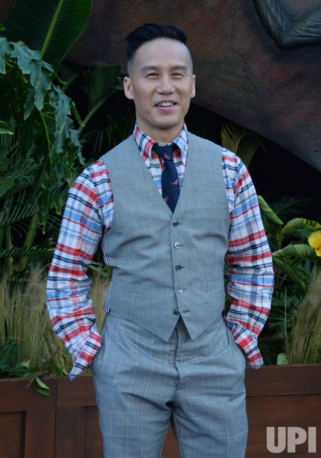 "BD Wong attends the ""Jurassic World: Fallen Kingdom"" premiere in Los Angeles"
