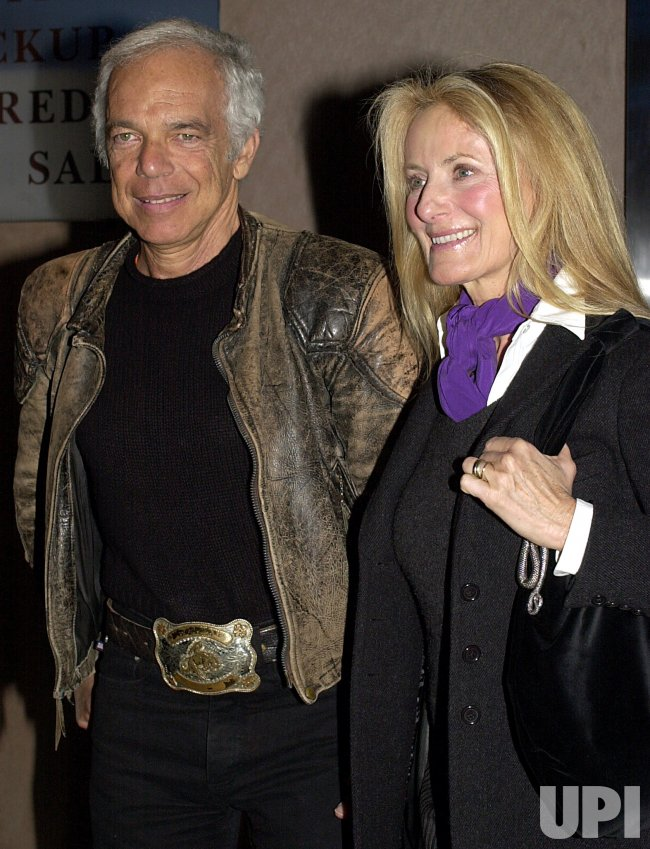"Ralph Lauren attends film premiere ""Phone Booth"""