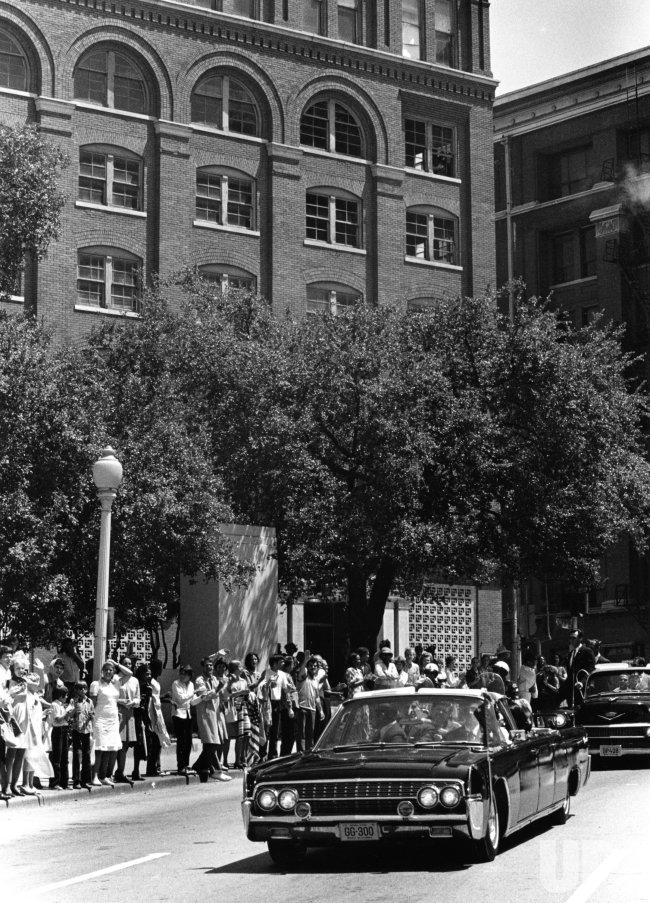 John F. Kennedy Assassination Reenactment in Houston, TX ...