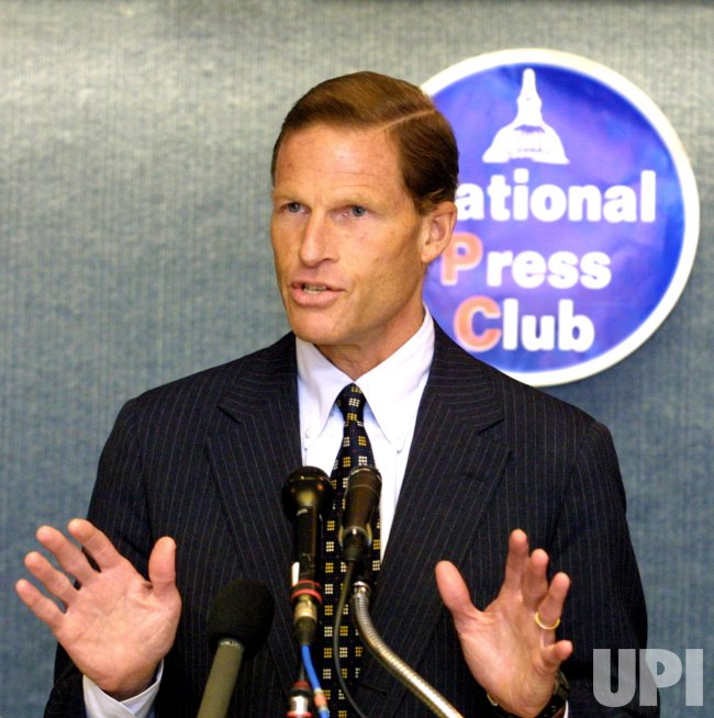 Richard Blumenthal Attorney General of Connecticut
