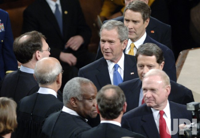 PRESIDENT BUSH'S STATE OF THE UNION