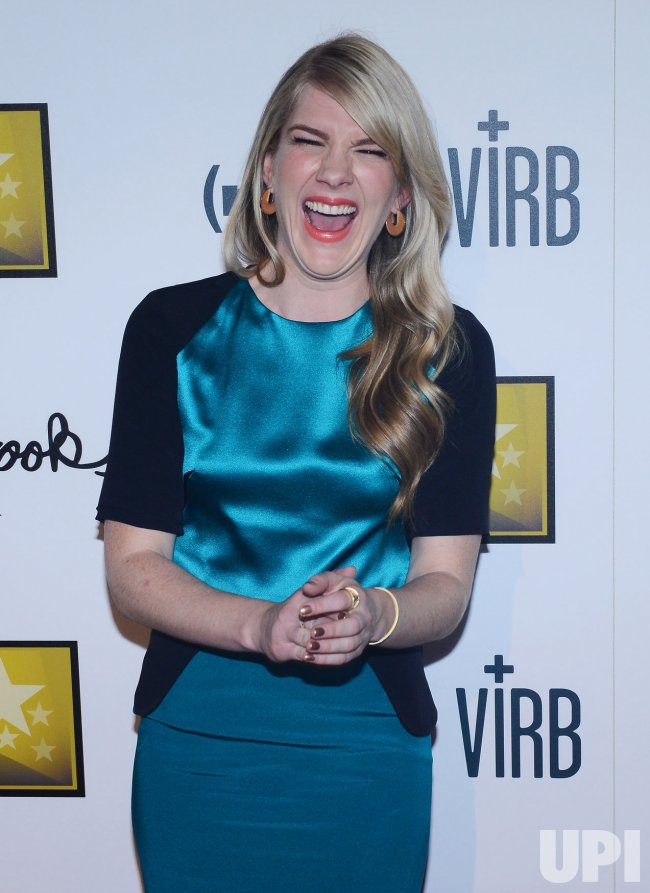 Lily Rabe attends the 3rd annual Critics' Choice Television Awards in Beverly Hills, California