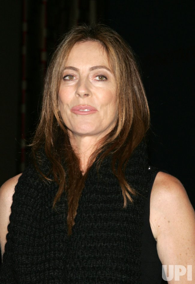 Kathryn Bigelow arrives at the 2009 New York Film Critic's Circle Awards in New York