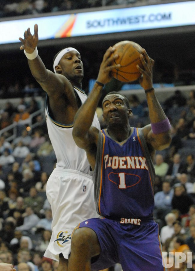 Phoenix Suns vs Washington Wizards in Washington