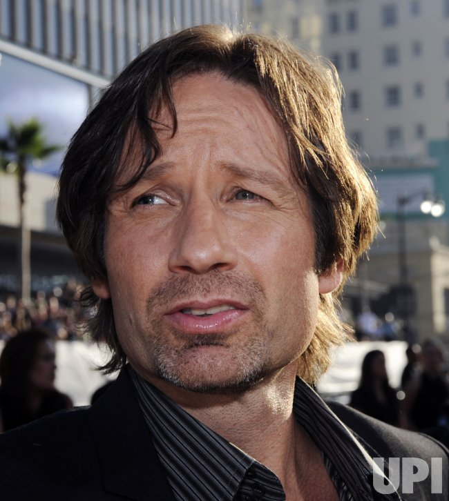 """""""The X-Files: I Want to Believe"""" premieres in Los Angeles"""