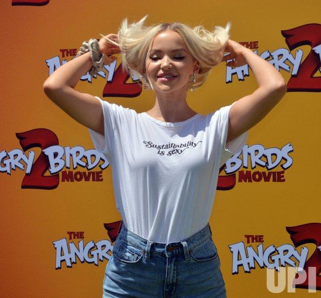 the angry birds movie 2 cast ella