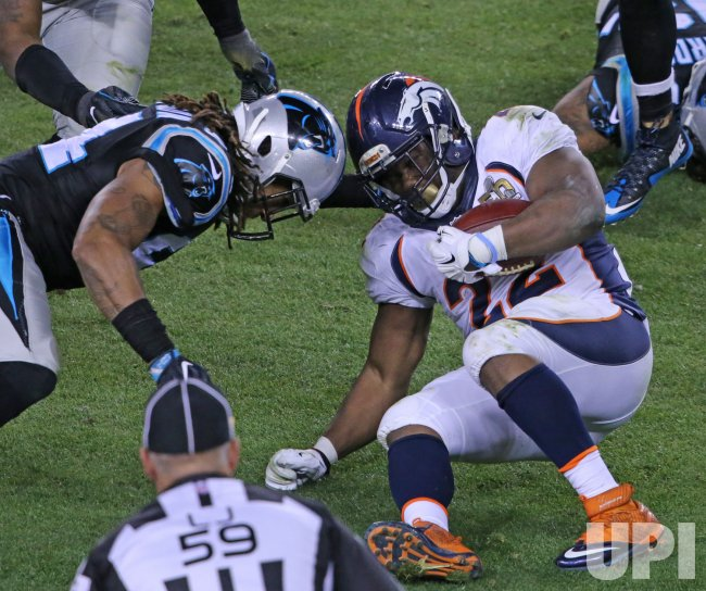 Helmet to helmet in Broncos win in Super Bowl 50