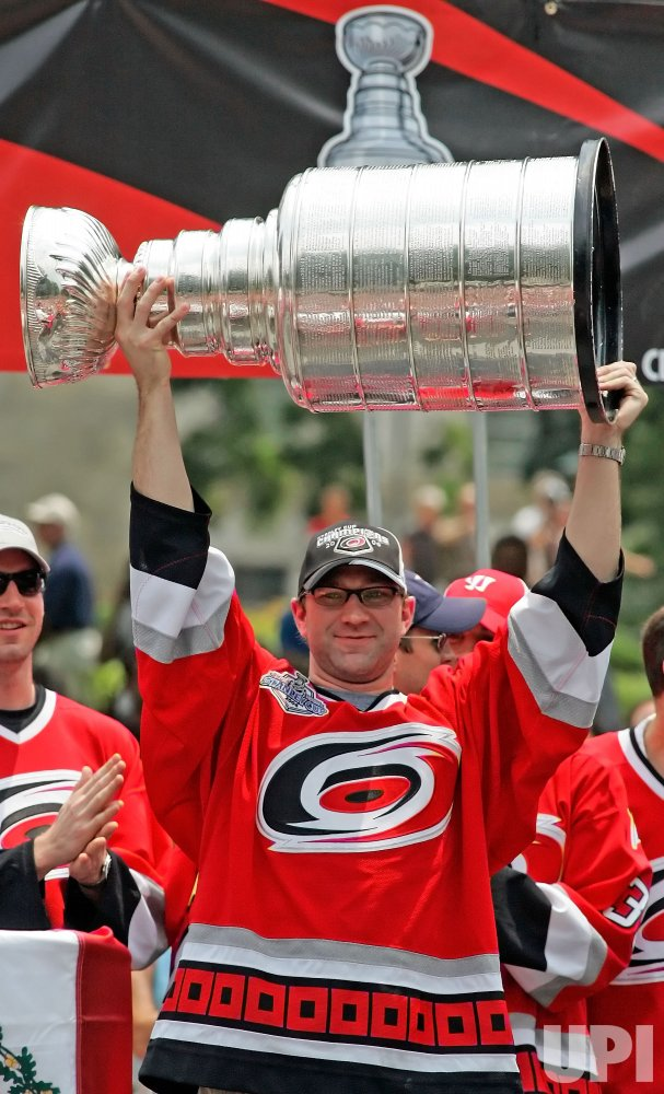 HURRICANES STANLEY CUP