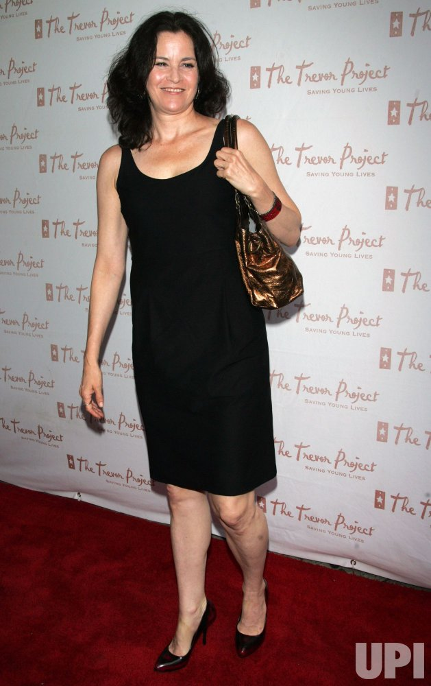 Ally Sheedy arrives for the 10th Annual Trevor Project Gala in New York