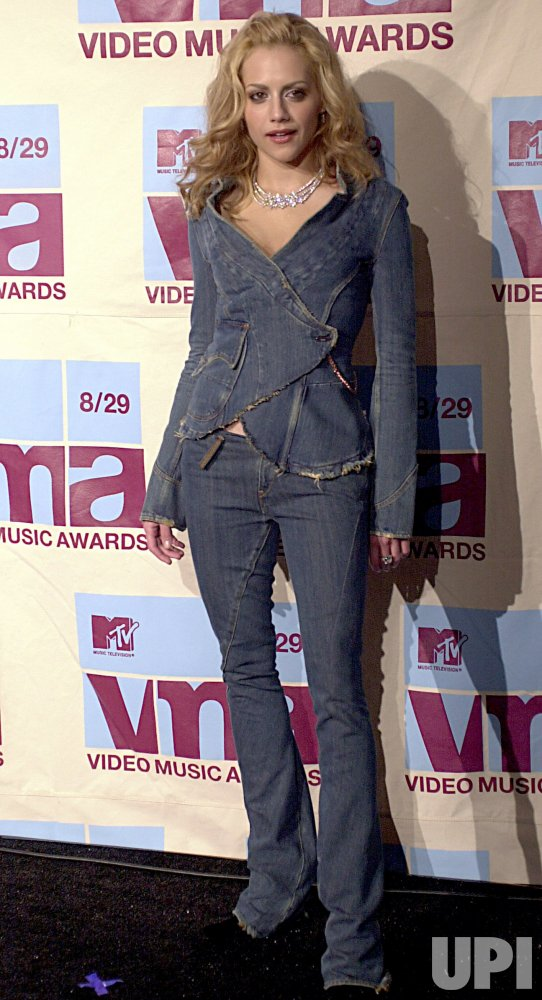 Brittany Murphy At The 2002 MTV Video Music Awards