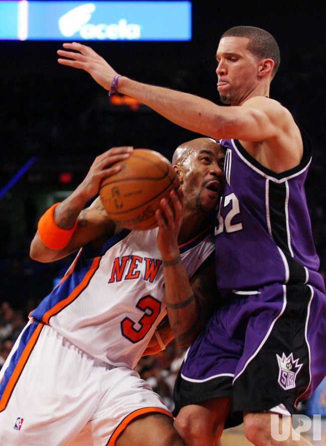 Sacramento Kings vs New York Knicks