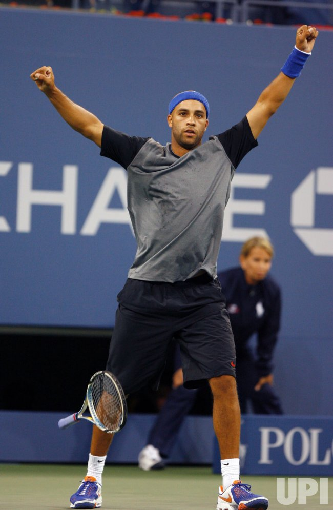 US Open Tennis Championship in New York Day 1