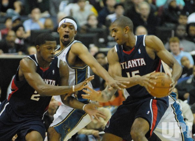 Atlanta Hawks vs Washington Wizards in Washington