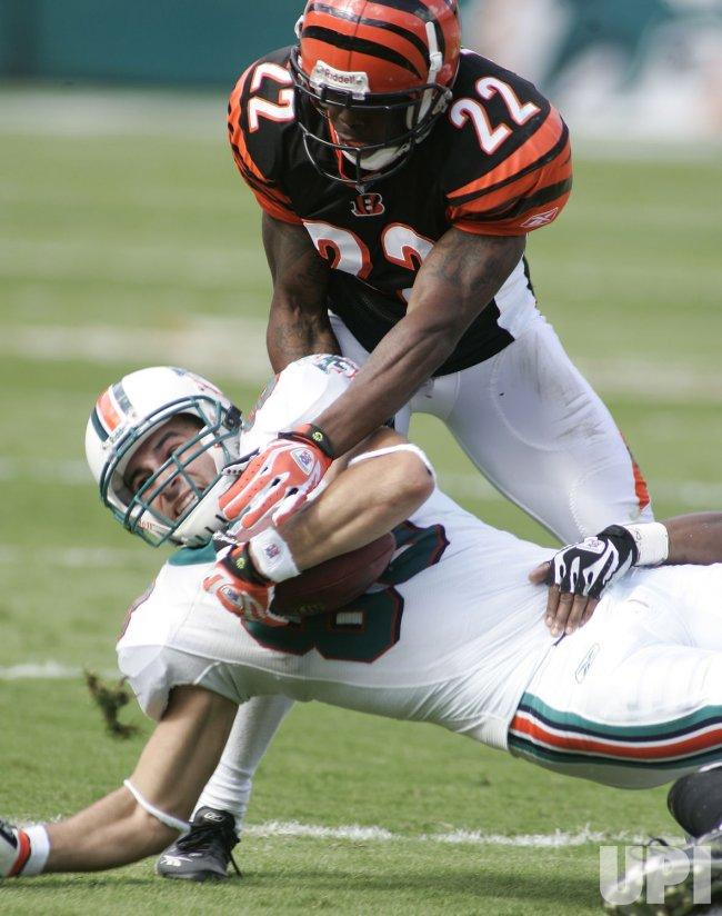 Cincinnati Bengals vs Miami Dolphins