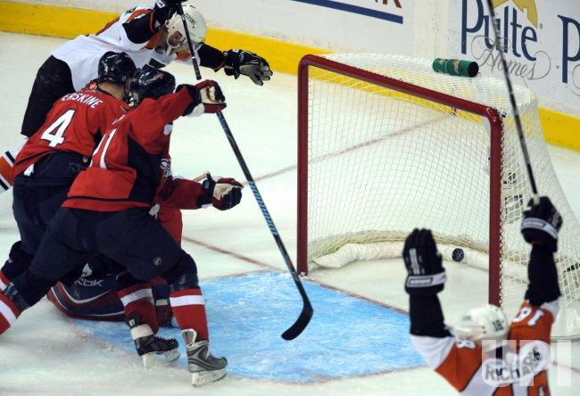 Philadelphia Flyers vs. Washington Capitals
