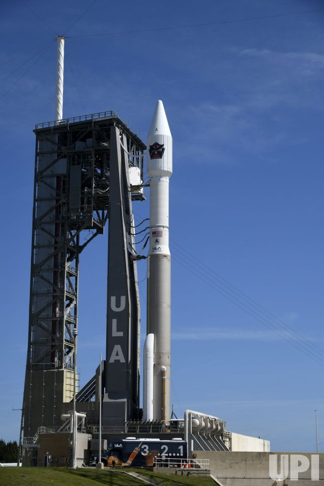 SBIRS Satellite Launch at Cape Canaveral Space Force Station, Florida