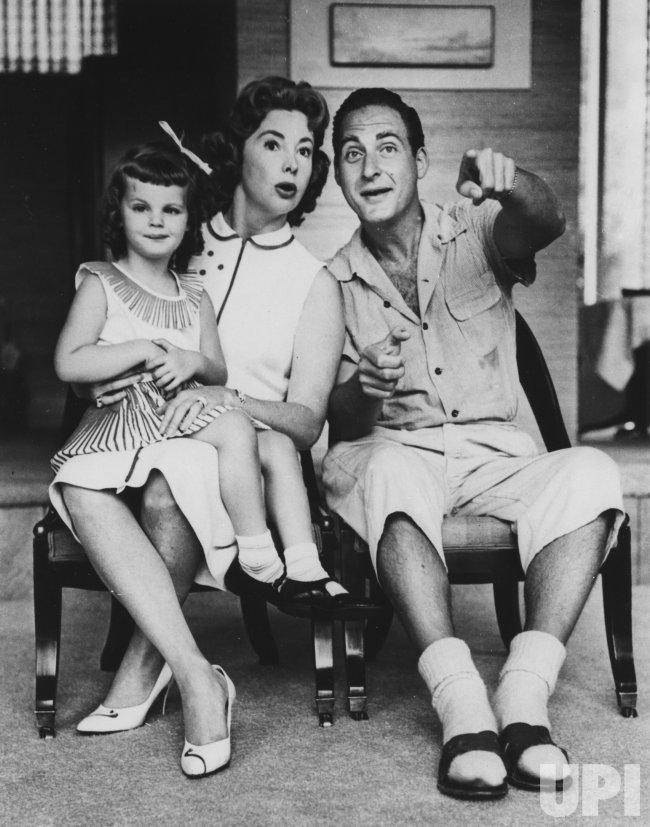 Television Stars Sid Caesar And Audrey Meadows Upi Com
