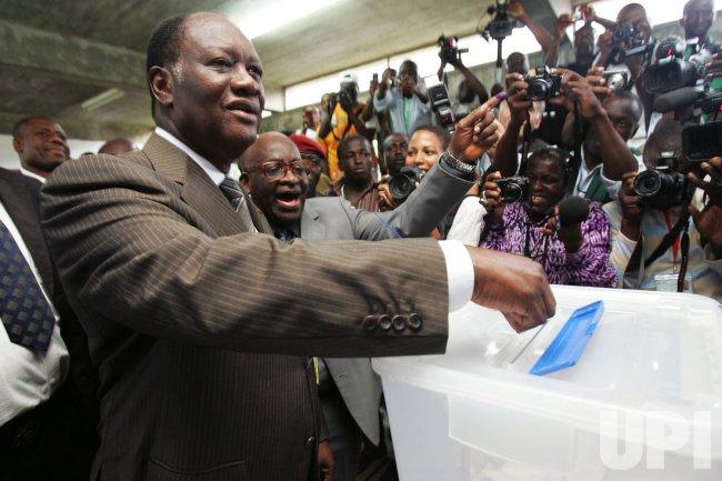 Ivory Coast President Alassane Ouattara soon to move into Presidential palace