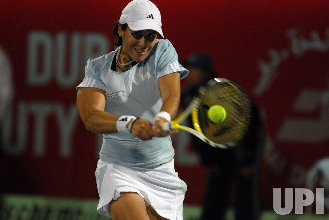 DUBAI DUTY FREE WOMEN'S TENNIS OPEN