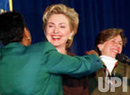 Hillary Clinton informally announces candidacy for U.S. Senate