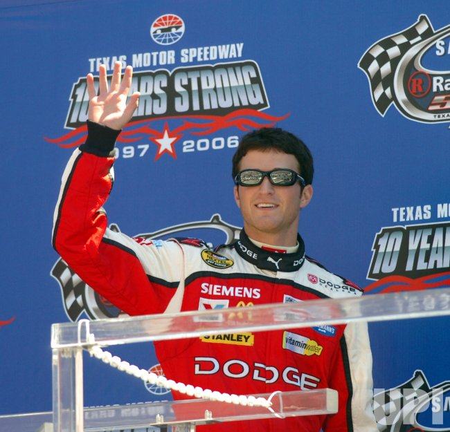 NASCAR SAMSUNG/RADIO SHACK 500 RACE