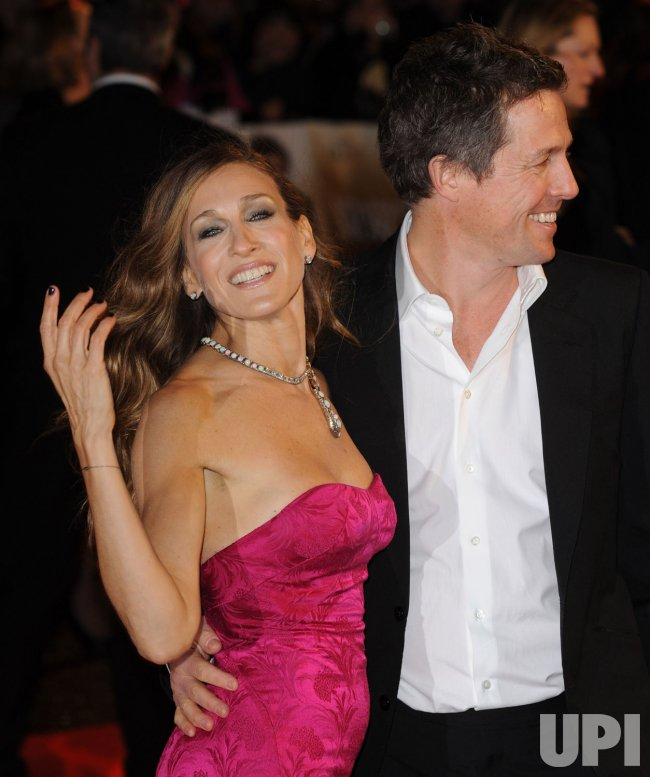"Sarah Jessica Parker and Hugh Grant attend ""Did you hear about the Morgans?"" premiere"