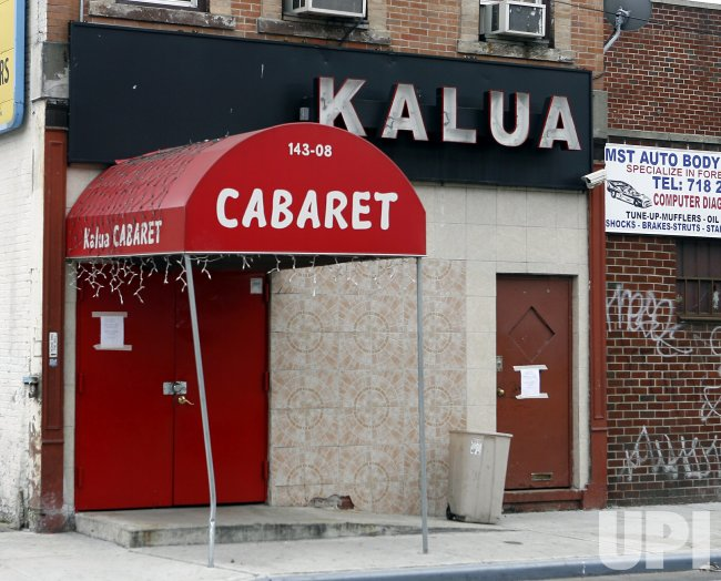 NYPD FIRES 50 BULLETS OUTSIDE OF JAMACA QUEENS STRIP CLUB