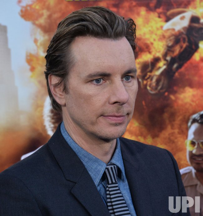 "Dax Shepard attends the ""CHIPS"" premiere in Los Angeles"