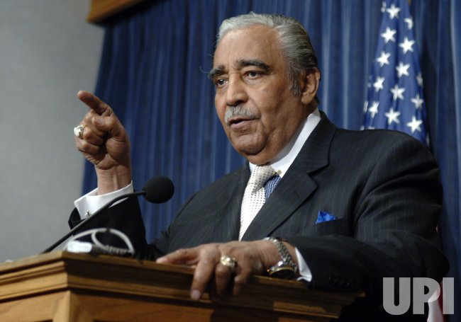 REP. RANGEL SPEAKS ON REINSTATING THE DRAFT