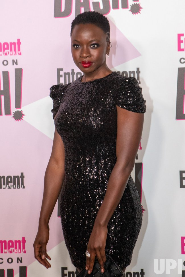 Danai Guirra attends Entertainment Weekly's Comic-Con celebration party in San Diego, California
