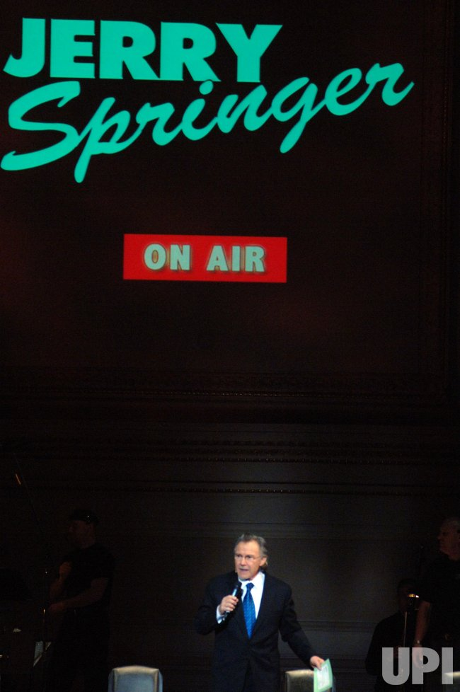 "Harvey Keitel stars in New York production of ""Jerry Springer the Opera"""