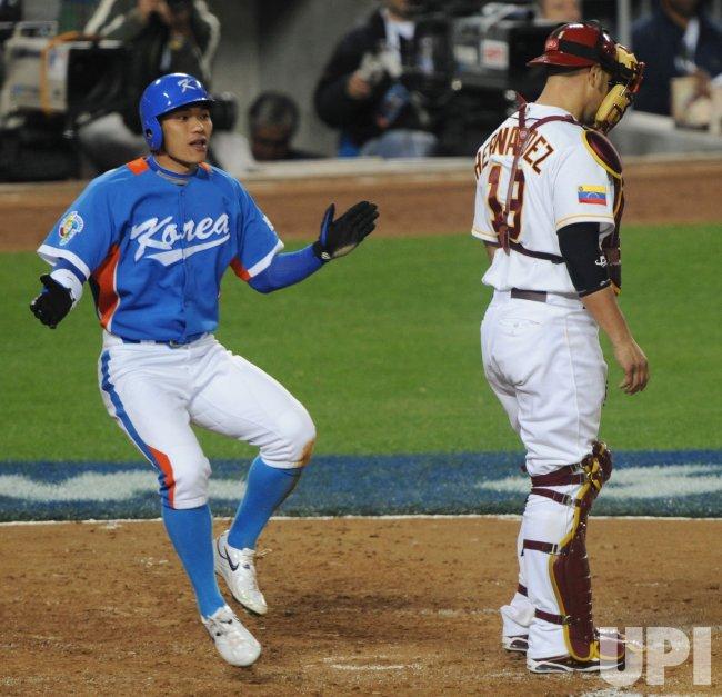 World Baseball Classic semifinal held in Los Angeles