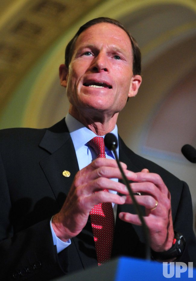 Sen. Blumenthal speaks on ethanol subsidies in Washington