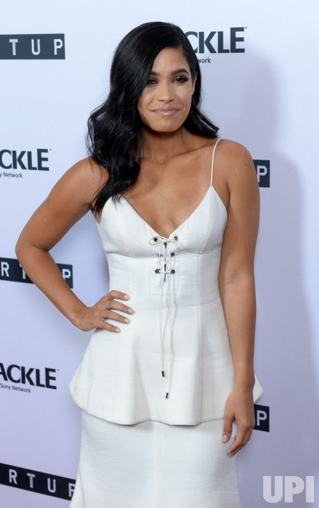 """Otmara Marrero attends Crackle's """"Startup"""" premiere in West Hollywood"""