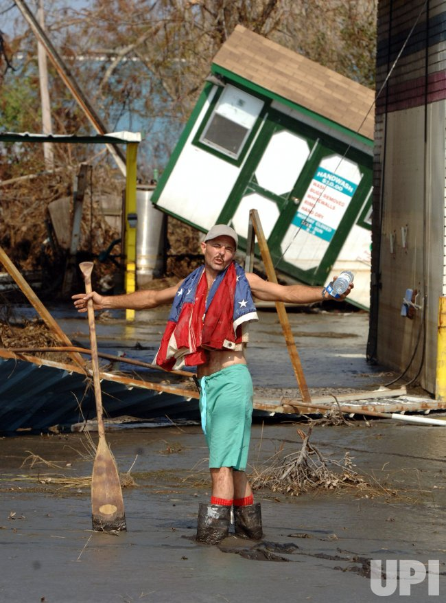 AFTERMATH OF KATRINA: BILLIOINS IN ECONOMIC LOSSES